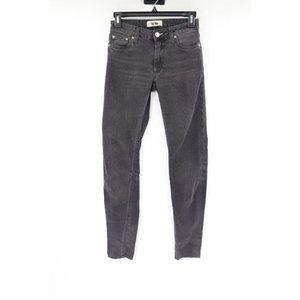 Acne women's size 25 low rise skinny jeans stretch